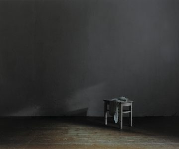 Oskar Schmidt, Stool Towel 2010