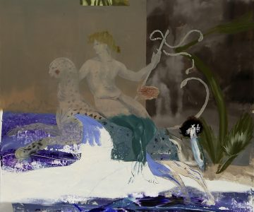 Patricia Kaliczka, Ulysses is jumping across the White Euphrates 2015-2016